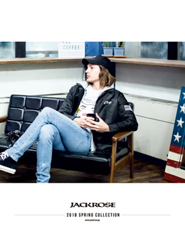 JACKROSE 2018 SPRING COLLECTION